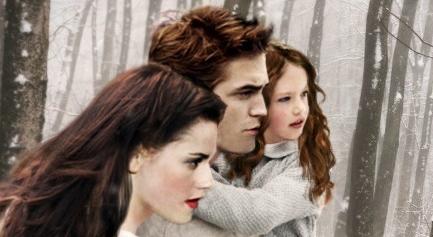 Namn från serien Twilight