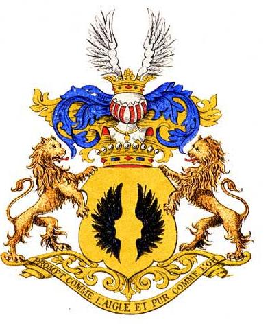 Krigsdjur släktnamn adel